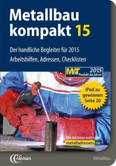 Metallbau kompakt 2015