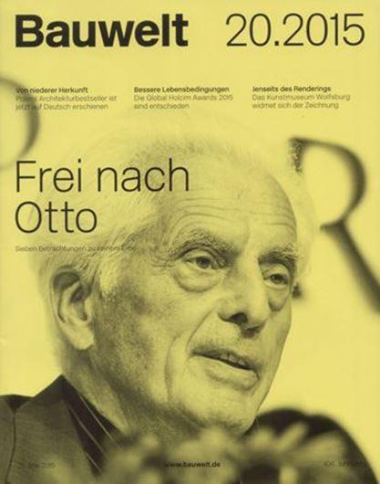 Bauwelt 20/2015 Frei nach Otto