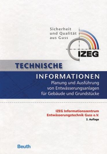 Technische Information-Planung und Ausführung von Entwässeru ngsanlagen für Gebäude und Grundstücke