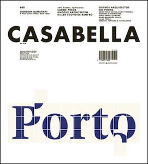 Casabella 880: Porto