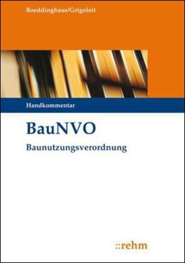 Baunutzungsverordnung (BauNVO)