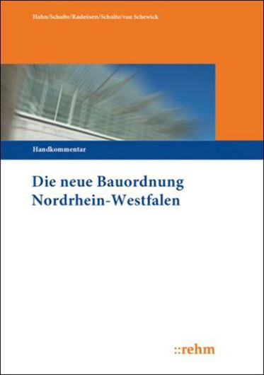 Die neue Bauordnung in Nordrhein-Westfalen