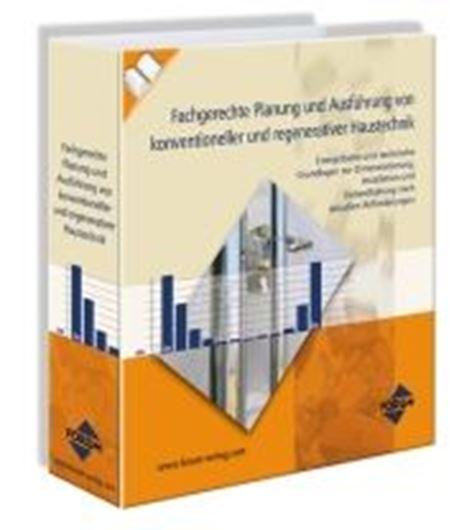 Fachgerechte Planung und Ausführung von konventioneller und regenerativer Haustechnik