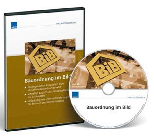 Bauordnung im Bild auf CD-ROM - Berlin