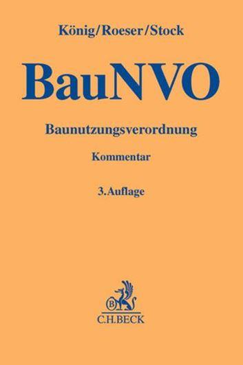 BauNVO (Baunutzungsverordnung)
