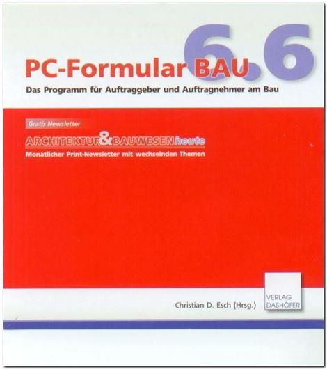 PC-Formular Bau CD-ROM