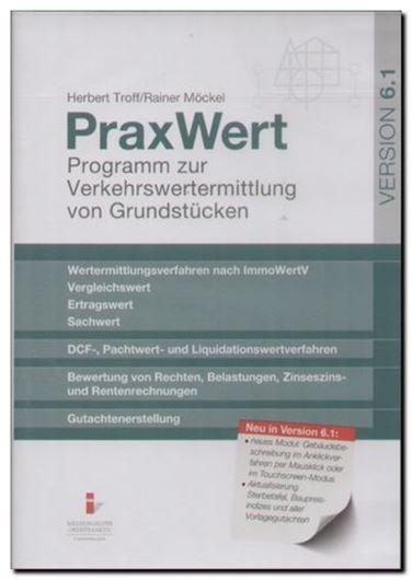 PraxWert CD-ROM Vers. 6.2 Kombi-Preis