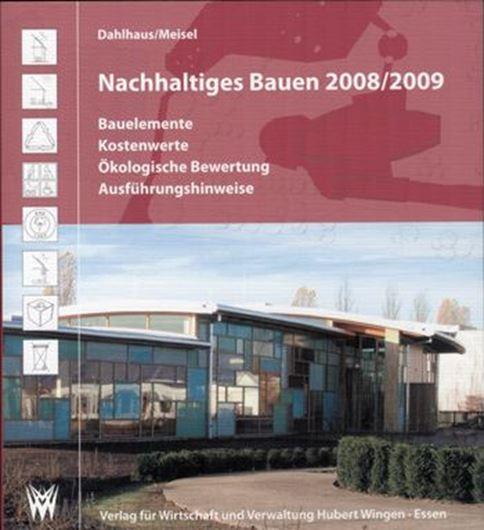 Nachhaltiges Bauen 2008/2009