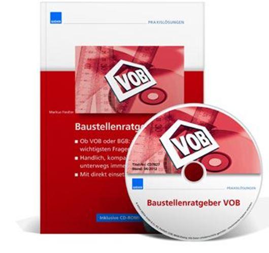 Baustellenratgeber VOB inkl. CD-ROM