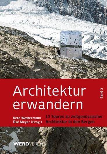 Architektur erwandern, Band 2