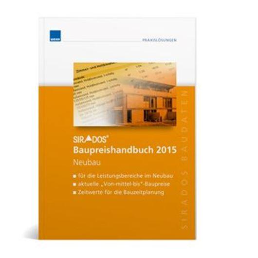 sirAdos Baupreishandbuch 2015 - Neubau