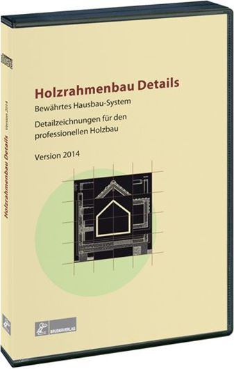Holzrahmenbau Details/CD-ROM