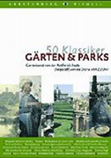 50 Klassiker - Gärten & Parks