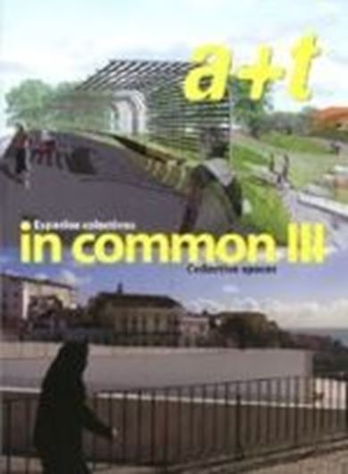 A+T 27: In common 3. Collective spaces/ Espacios colectivos
