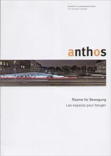 Anthos 2/2017: Räume für Bewegung / Les espaces pour bouger