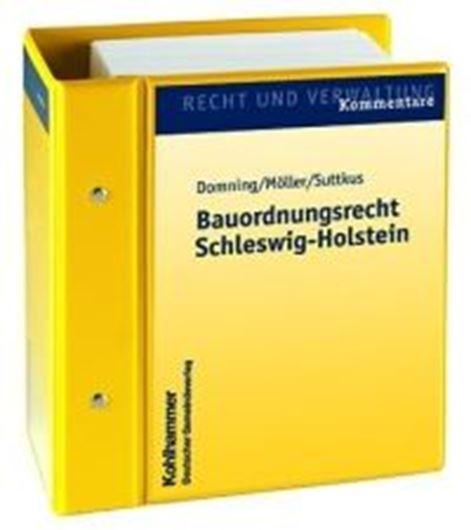 Bauordnungsrecht Schleswig-Holstein