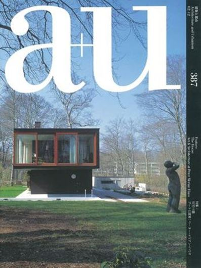 a+u 387: The House. Art and Architecture at Peter Merian Haus. Hans Zwimpfer.