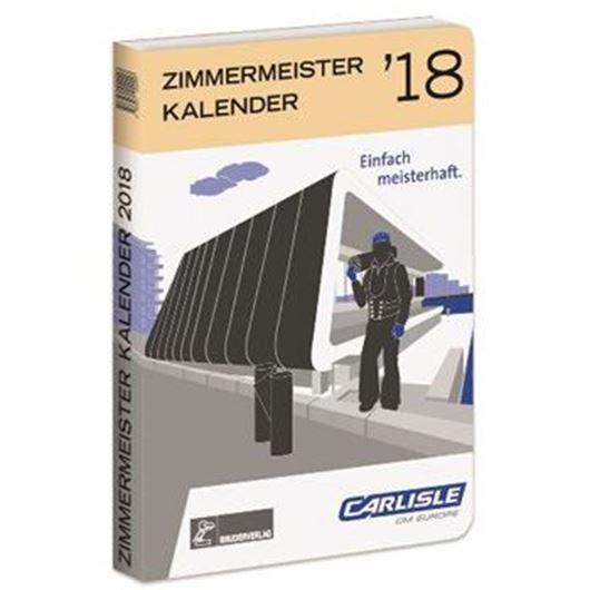 Zimmermeister Kalender 2018