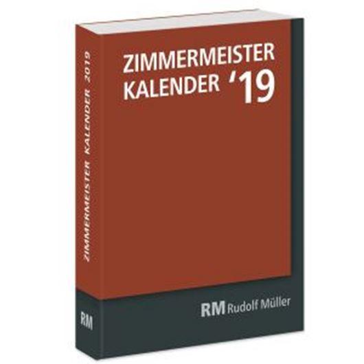 Zimmermeister Kalender 2019