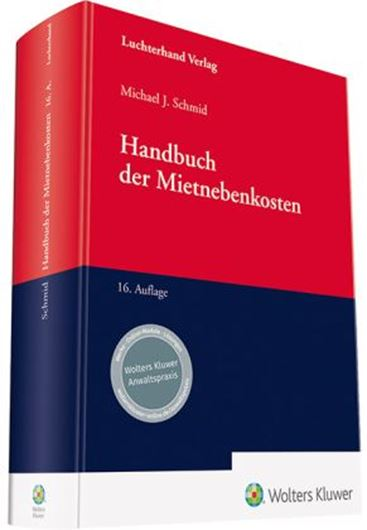 Handbuch der Mietnebenkosten .