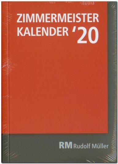 Zimmermeister Kalender 2020