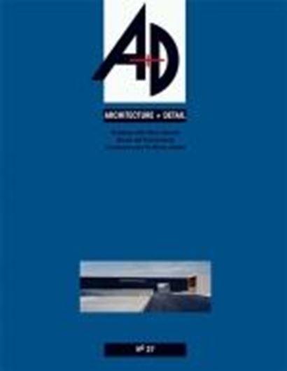 Architecture + Detail A+D