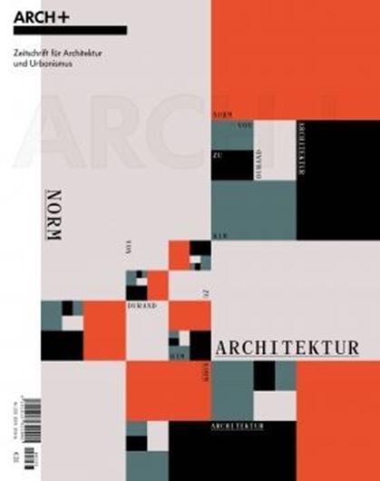 Arch+ 233 Norm Architektur