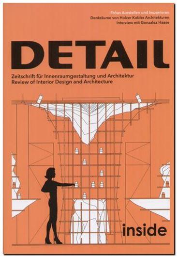 Detail Inside 2/2017 Zeitschrift für Innenraumgestaltung und Architektur