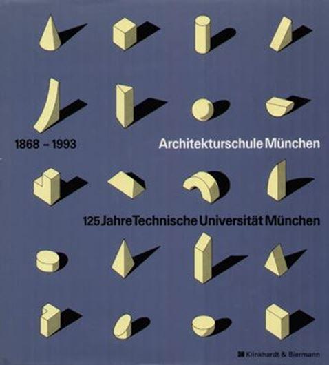 Architekturschule München 1868-1993