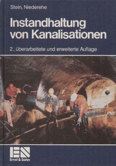Instandhaltung von Kanalisationen