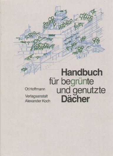 Handbuch für begrünte und genutzte Dächer