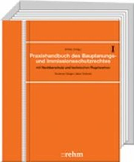 Praxishandbuch des Bauplanungs- und Immissionsschutzrechtes