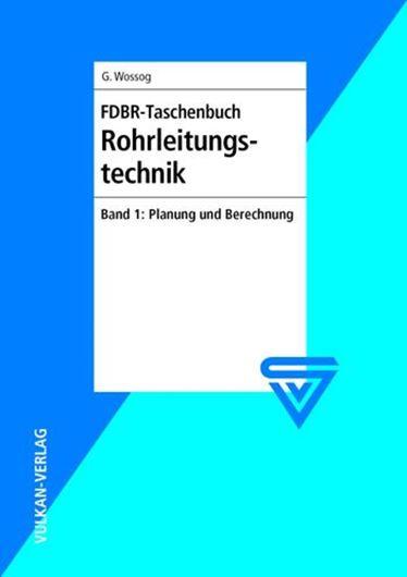 FDBR-Taschenbuch Rohrleitungstechnik
