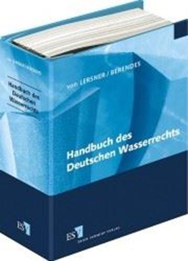Handbuch des Deutschen Wasserrechts