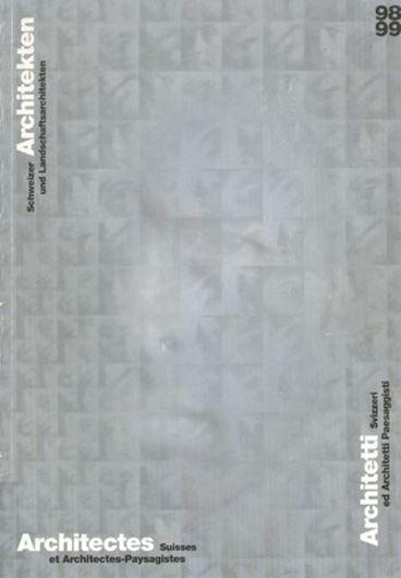 Schweizer Architekten und Landschaftsarchitekten 98/99