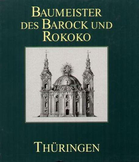 Baumeister des Barock und Rokoko in Thüringen