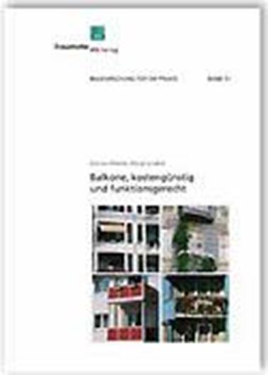 Balkone, kostengünstig und funktionsgerecht