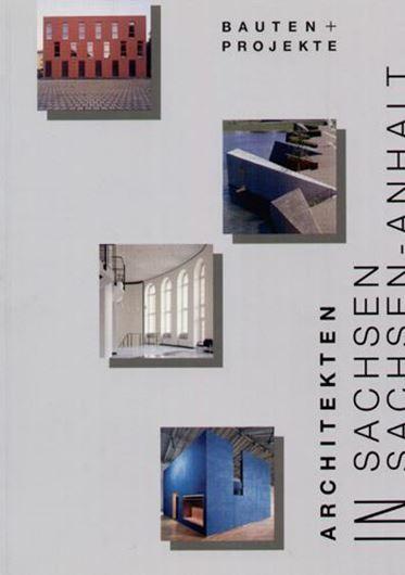 Architekten in Sachsen, Sachsen-Anhalt