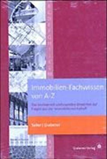 Immobilien-Fachwissen von A - Z