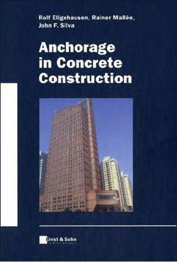 Anchorage in Concrete and Masonry Construction