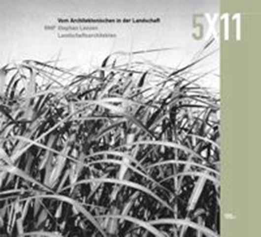 5X11 - Vom Architektonischen in der Landschaft