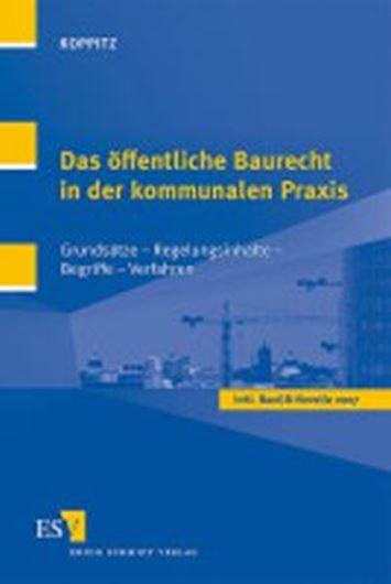 Das öffentliche Baurecht in der kommunalen Praxis
