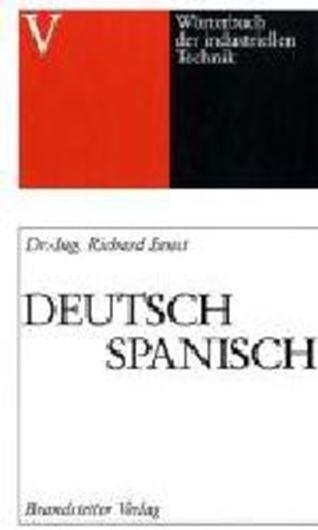 Wörterbuch der industriellen Technik Bd. 5
