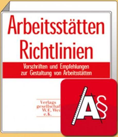 Arbeitsstätten Richtlinien inkl. CD-ROM