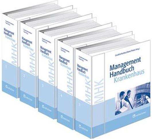 Management Handbuch Krankenhaus