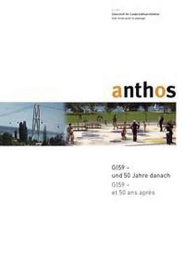 Anthos 2/2009: G|59 - und 50 Jahre danach