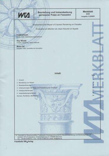WTA Merkblatt 2-4-14/D