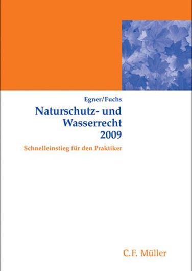 Naturschutz- und Wasserrecht 2009