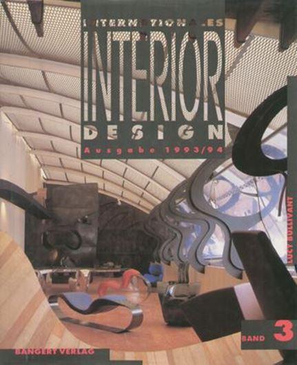 Internationales Interior Design Ausgabe 1993/94