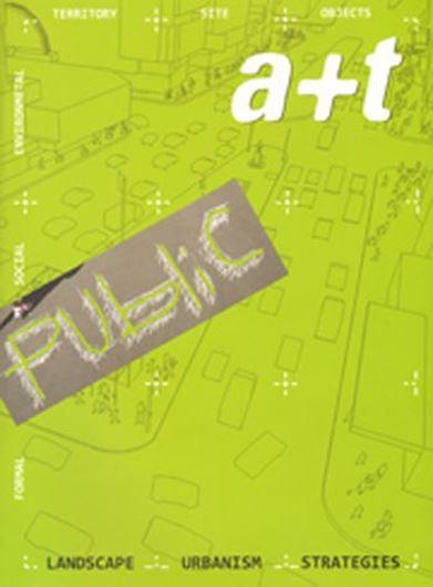 A+T 35-36: Public - Landscape Urbanism Strategies